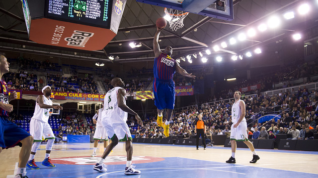 Jawai, en una esmaixada / FOTO: LEX CAPARRS-FCB