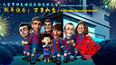 Xiao Sa, The New Chinese Barça Toon