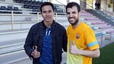 Darius Sinathrya, nou Fan dHonor del FC Barcelona a Indonsia