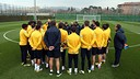 Training session 21/02/2013