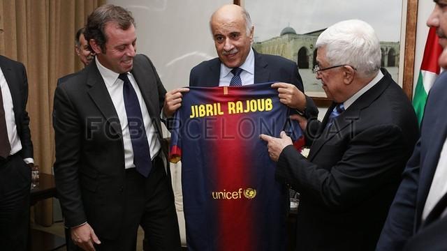"""صــور """"رئيس النادي ساندرو روسيل"""
