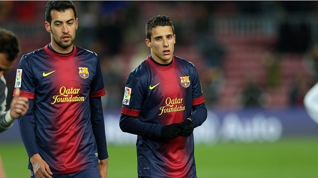 FC Barcelona's standout players against Sevilla FC: Villa, Tello and Messi | FC Barcelona