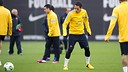 Training session 25/02/2013