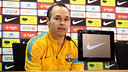 Andrs Iniesta / PHOTO: MIGUEL RUIZ-FCB