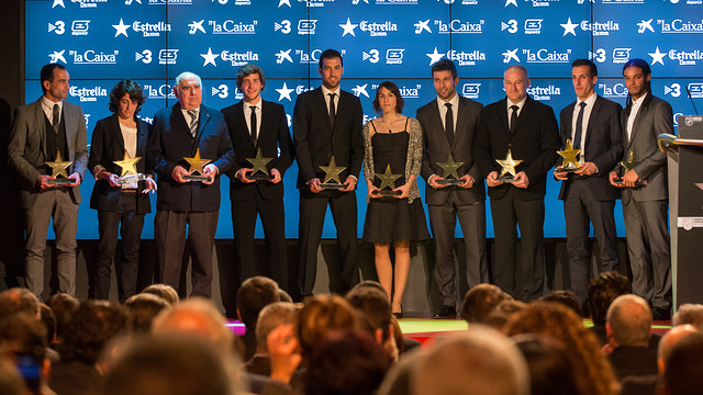 catalan football award