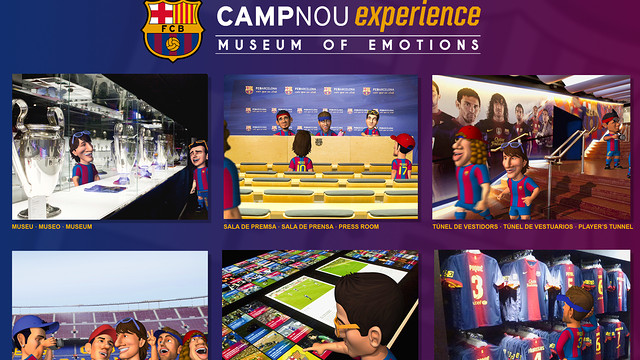 Camp Nou Experience