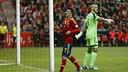 Villa, contre la Finlande/ PHOTO: FIFA.COM
