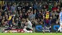 Alba vs Celta / PHOTO: FCB ARCHIVE
