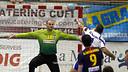 Saric / PHOTO: MIGUEL RUIZ - FCB