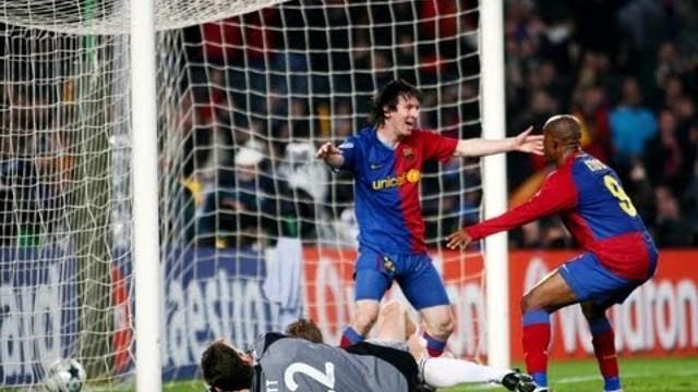 FC Barcelona - El 4-0 al Bayern de la temporada 2008/2009