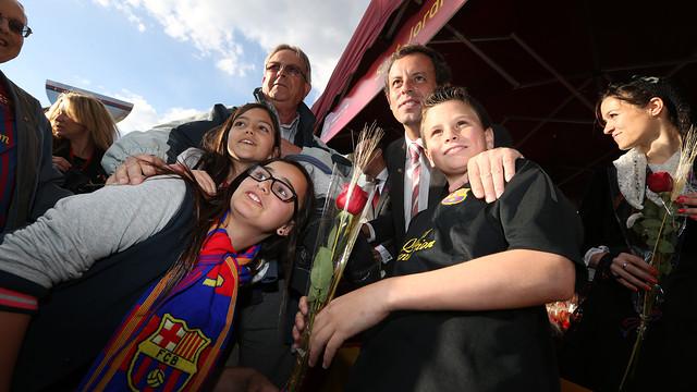 Sandro Rosell / PHOTO: MIGUEL RUIZ - FCB