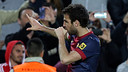 Cesc / PHOTO: MIGUEL RUIZ - FCB