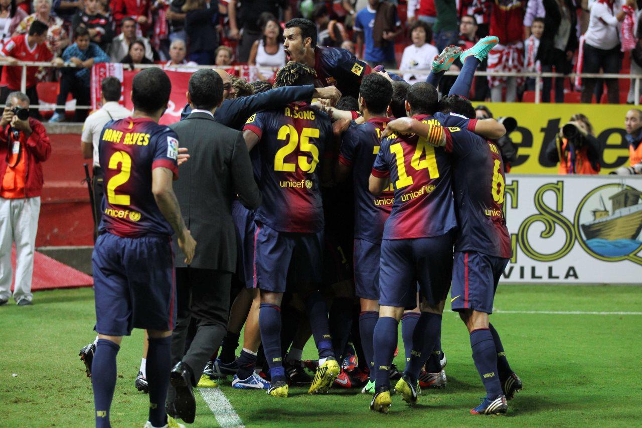 wach futboll live barcelona sevilia