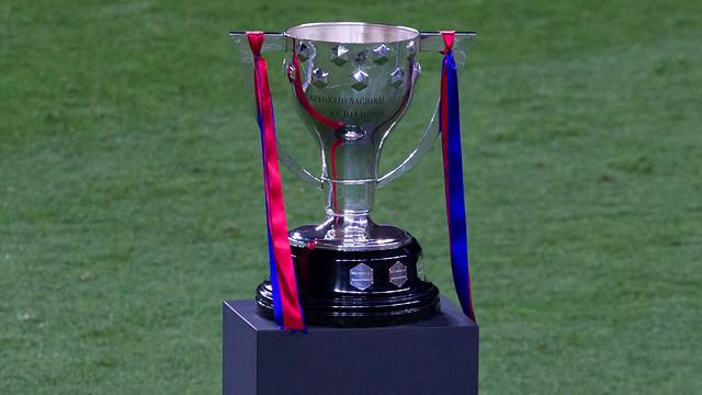 Barça can win tonight the 22nd/ PHOTO: ARXIU FCB