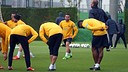 Training session 15/05/2013