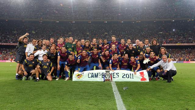 Spanish Supercup 2011 / PHOTO: MIGUEL RUIZ - FCB