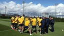 Entrenament 18/05/2013