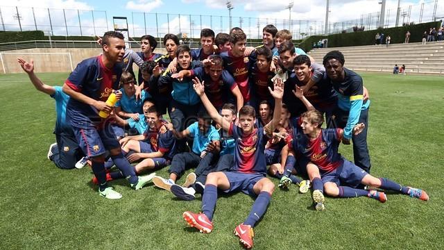 Результаты матчей филиалов - Всё о кантере Барселоны - Блоги - Sports.
