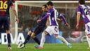 Javier Mascherano / PHOTO: MIGUEL RUIZ-FCB