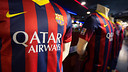 FC Barcelona 2013/14 home kit  / PHOTO: G.Parga - FCB