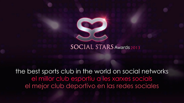 Starcount - The Social Star Awards 2013