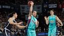 Huertas and Lorbek/ PHOTO: ACB Photo / A. Arrizabalaga