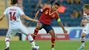 Thiago vs Russia / PHOTO: www.uefa.com