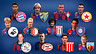 Managers with a Blaugrana past