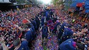 Champions parade / Photo - Miguel Ruiz - FCB