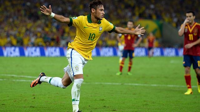 Neymar / Photo FIFA.COM