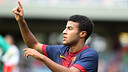 Rafinha  / PHOTO: ARCHIVE FCB