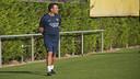 Eusebio / PHOTO: VÍCTOR SALGADO - FCB