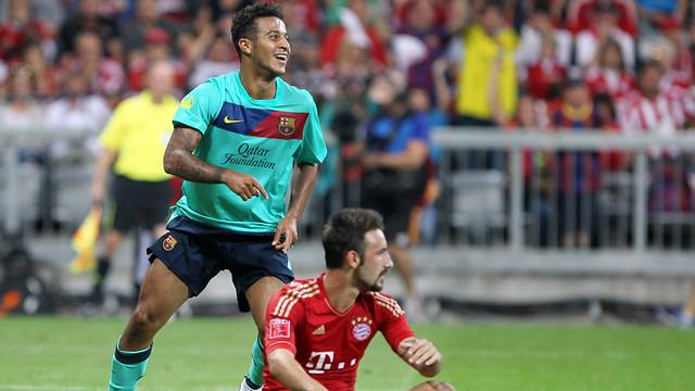 Thiago / PHOTO: Archive FCB