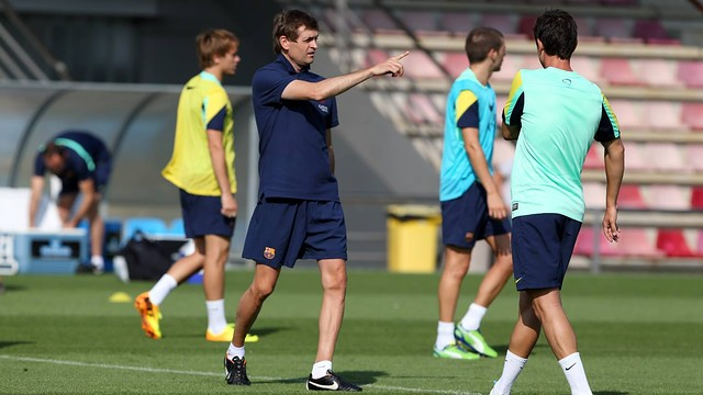 Tito Vilanova | PHOTO: MIGUEL RUIZ