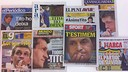 Tito's farewell on the front pages