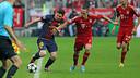 Messi i Ribery, a l'últim Bayern-Barça. FOTO: MIGUEL RUIZ-FCB.