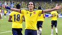 Falcao is Colombia's headline star / PHOTO: Media Evol Sport