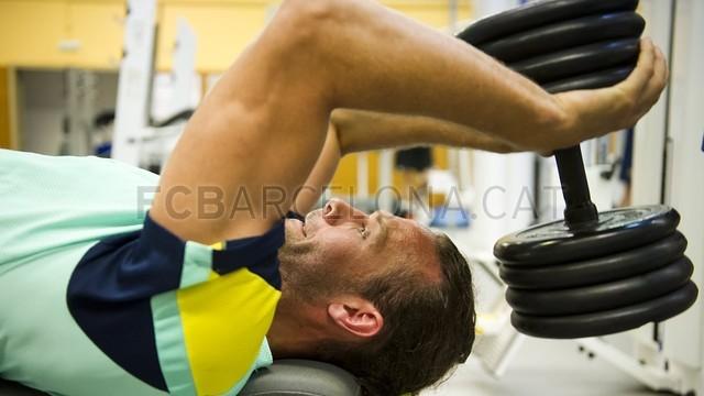 FOTO: ALEX CAPARRÓS - FCB