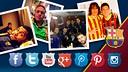 Els jugadors del Barça, líders.