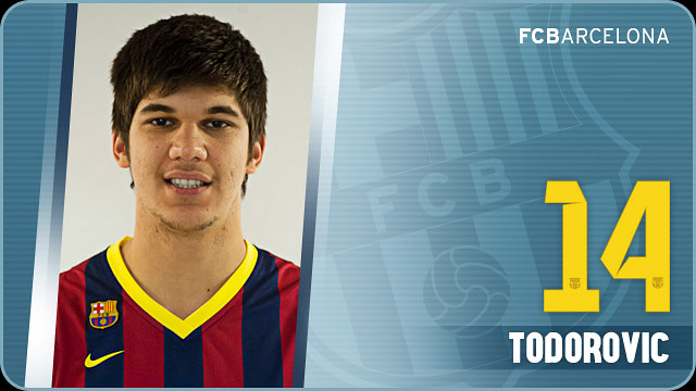 FC Barcelona Regal Todorovic.v1378975956