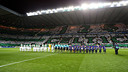 Last year's game at Celtic Park / PHOTO: MIGUEL RUIZ - FCB