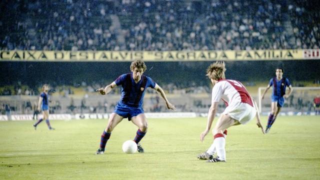 Barça v Ajax on May 28, 1978