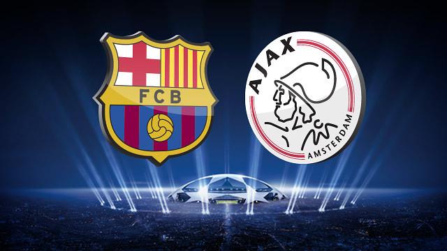 Barça — Ajax