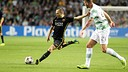 Iniesta vs Celtic / Photo: Miguel Ruiz - FCB