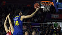 Abrines will appear in the 3-point shootout / PHOTO: FCB ARCHIVE