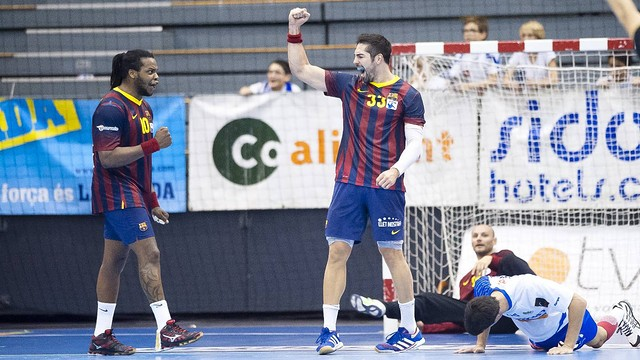 Sorhaindo and Karabatic, Two Frenchmen at FCB