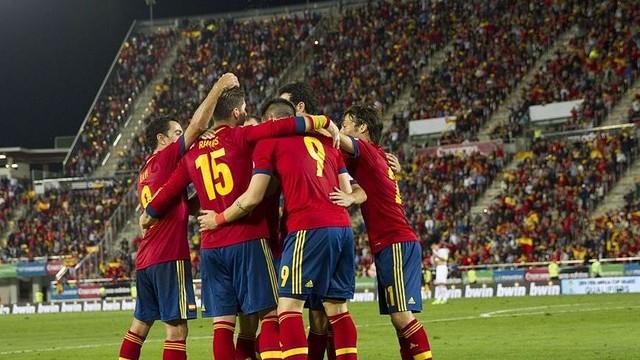 seleccio espanyola