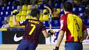 Pablo Álvarez /  PHOTO: VÍCTOR SALGADO - FCB
