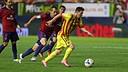 Messi v Osasuna / PHOTO MIGUEL RUIZ - FCB