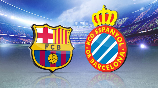 This Friday, Derby at the Camp Nou.